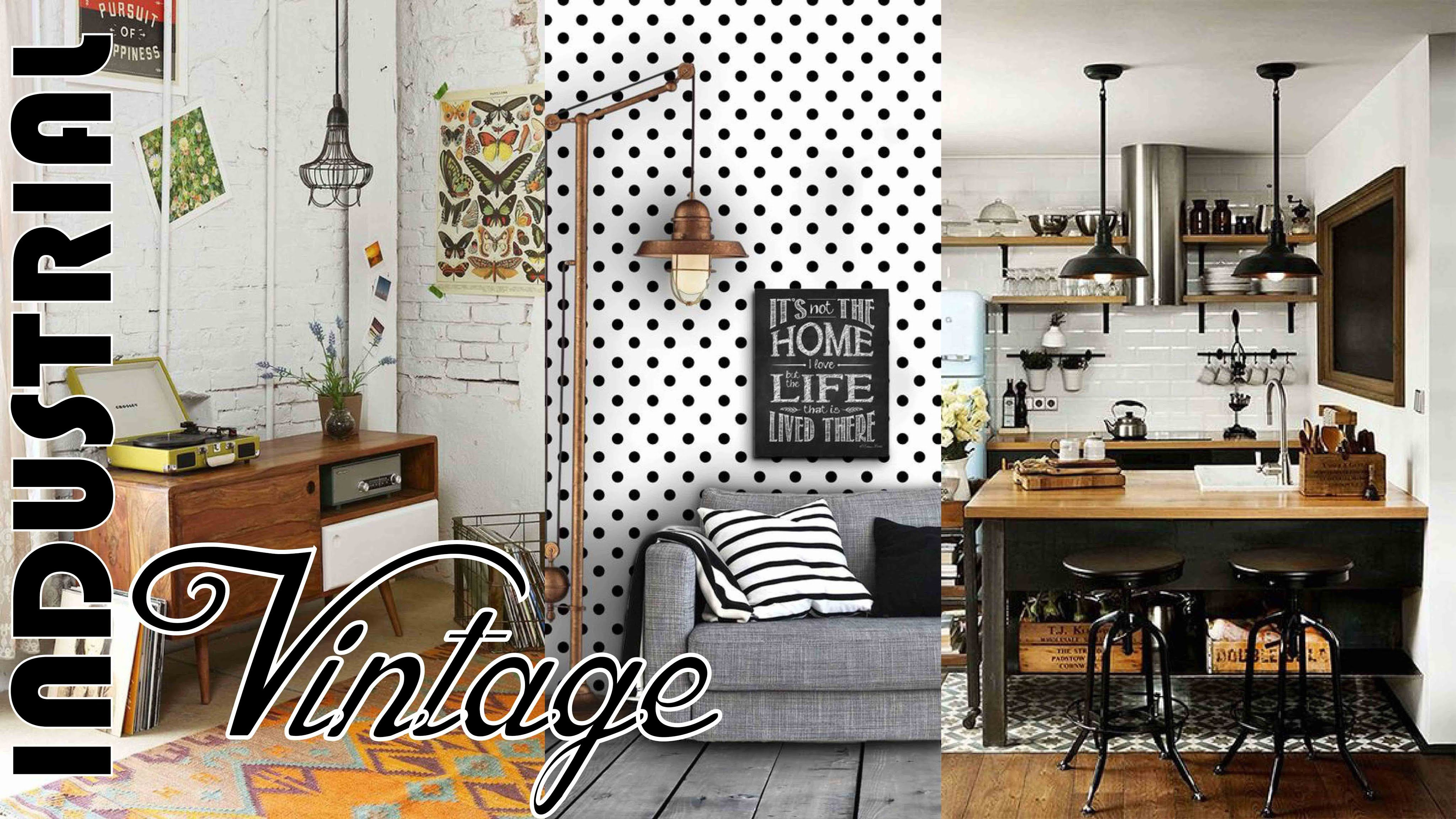 Decoracao Industrial Vintage Bose Bento Vintage Industrial Home Decor Industrial