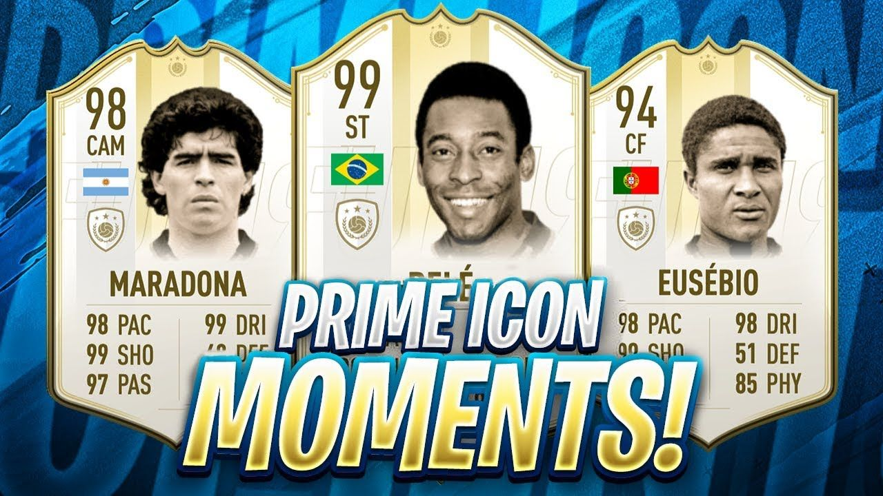 SET 2 NEW PRIME ICON MOMENTS! NEW ICON SBC? FIFA 19 In