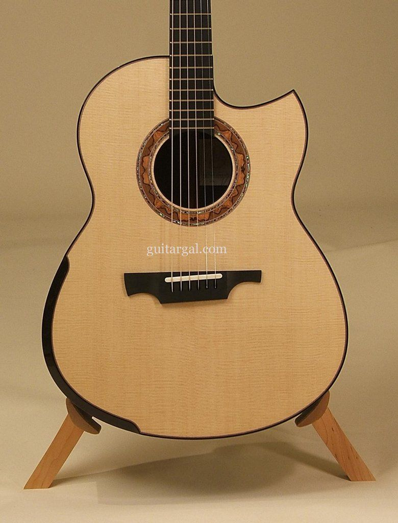 Greenfield Guitar African Blackwood G2 With Images Greenfield