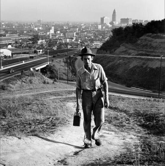 (c.1954)- CHAVEZ RAVINE