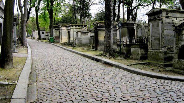 Haunted tales from the grave: Père Lachaise Cemetery, Paris