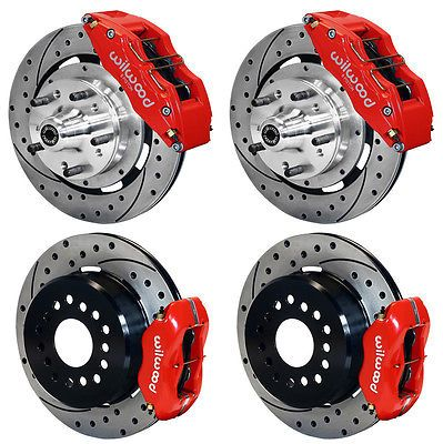 Details about WILWOOD DISC BRAKE KIT,70-78 CAMARO,73-77