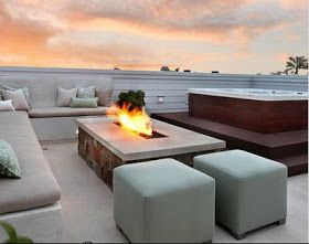 Fotos de terrazas terrazas y jardines modelos de terraza - Terrazas con jacuzzi ...