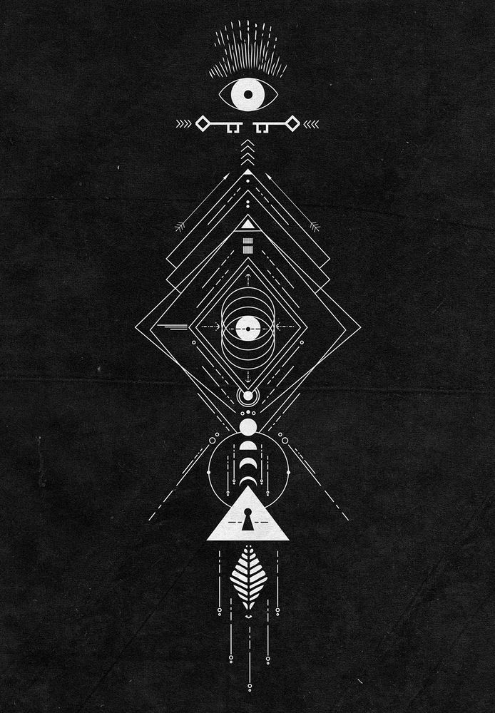 Occult | Occult, Tattoo and Symbols