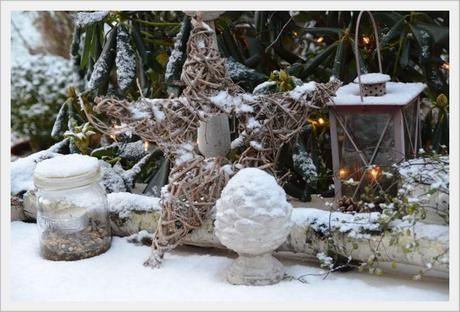 Winter Outdoor Deko- winterliche Draußen Deko - Paperblog