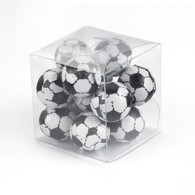 Chocolate Football Wedding Favours For The Boys