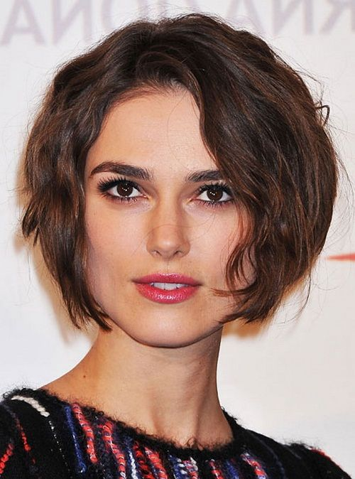 Short Hairstyles Clury For Square Faces Women 2013 Square Face Hairstyles Short Hair Styles Haircut For Square Face