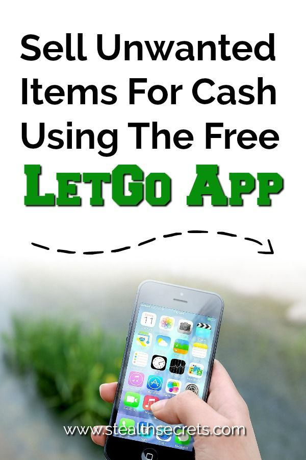 Here's An Easy Way To Make Money Using The Free LetGo App