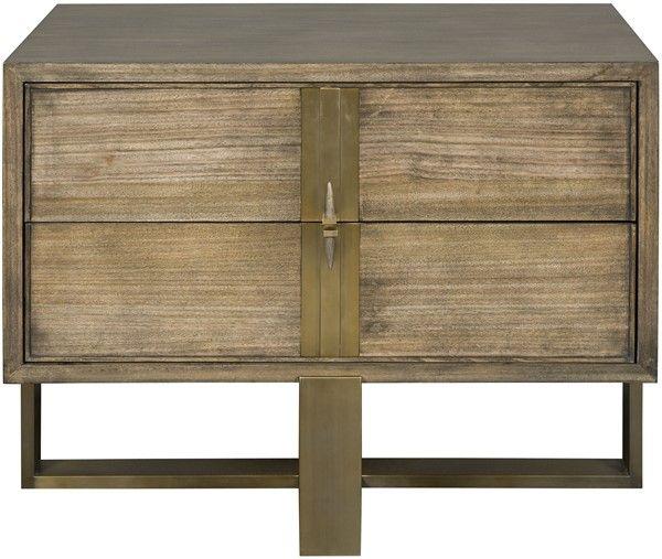 Vanguard Furniture 9399e Sh Marcelus Side Table Russ
