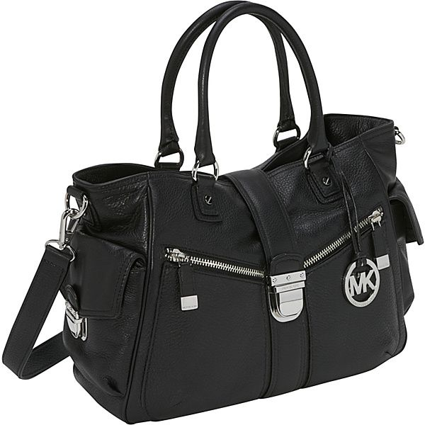Michael Kors Baby Bag | ... - MICHAEL Michael Kors Riley Large Satchel  Black �� Cheap ...