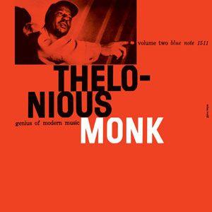 Thelonious Monk Genius Of Modern Music Volume Two Lp Album Covers Jazz Thelonious Monk