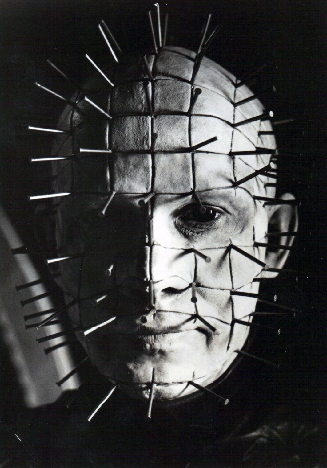PINHEAD Hellraiser 3 maschera