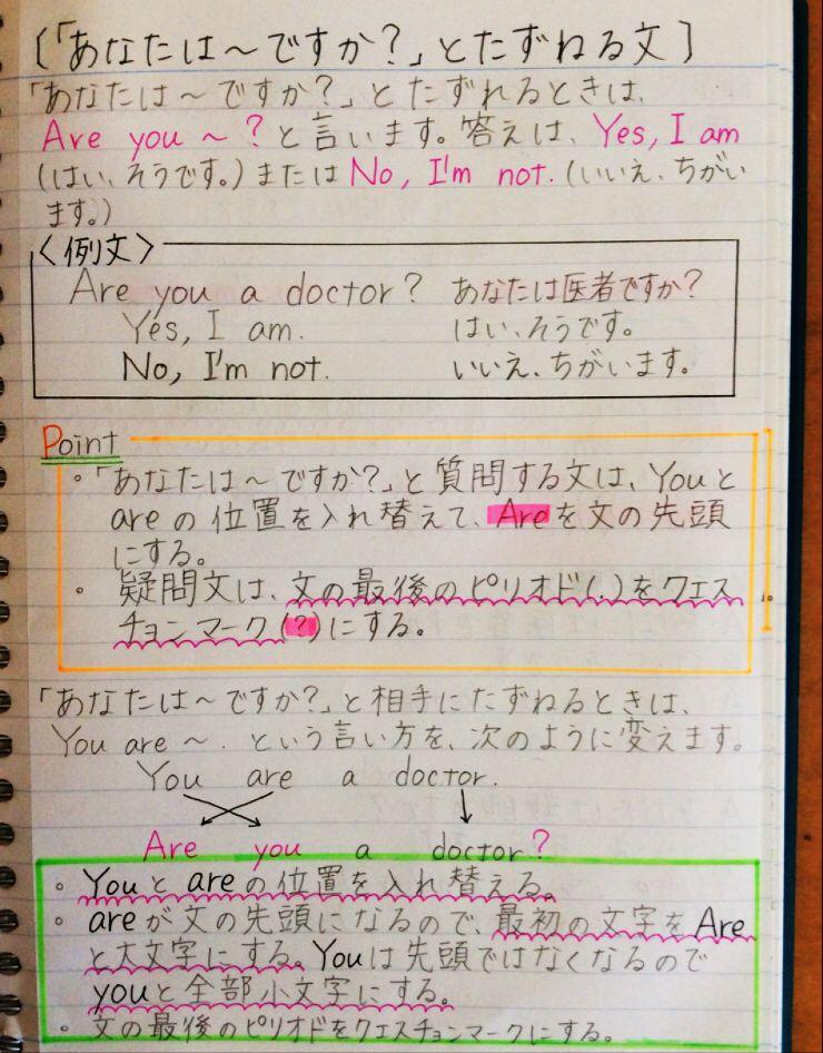 中1 英語 1年間の総まとめ Clear 中学生 英語 数学 英語 学習ノート