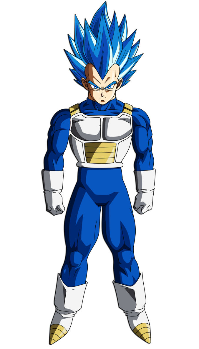 Vegeta (Beyond Super Saiyan Blue) by hirus4drawing ...