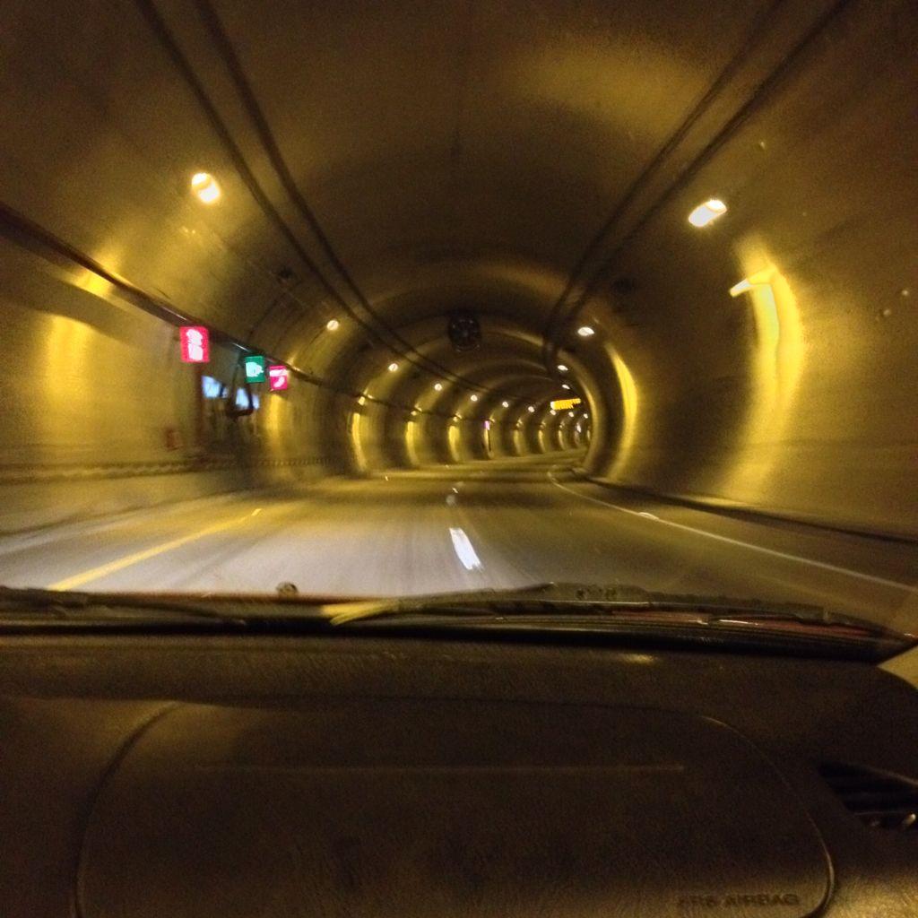 Túnel, México-Tuxpan
