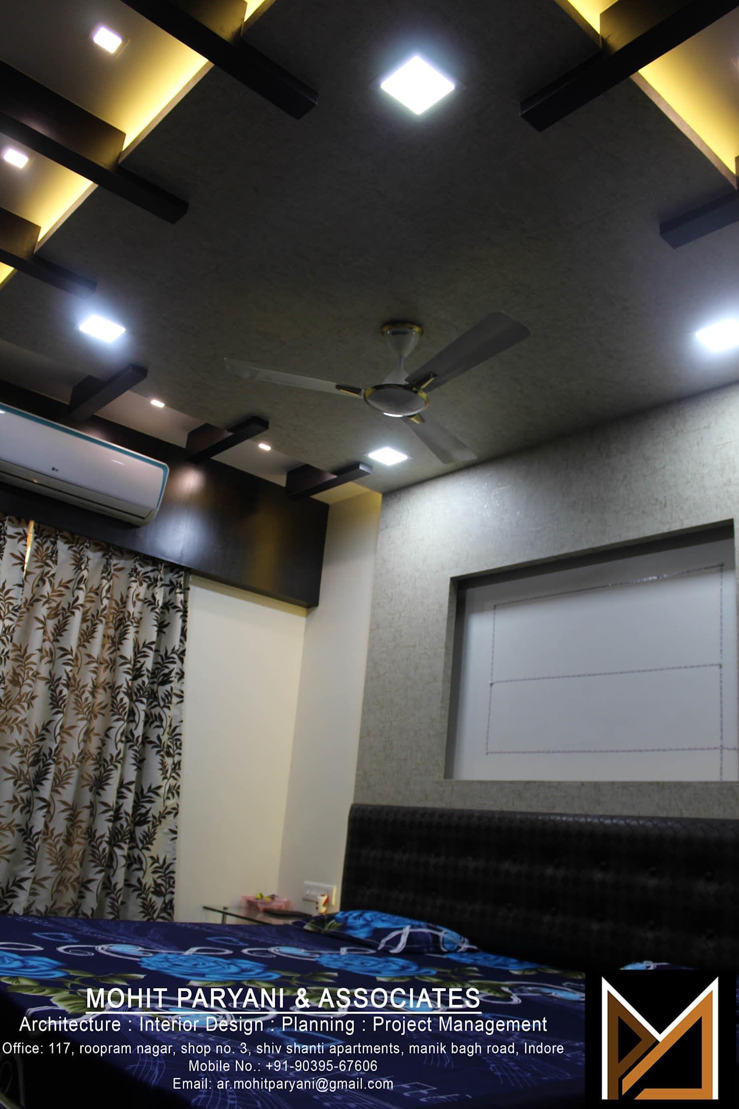 Mr Jatin Lulla Ji Interior Modern Bedroom By Mohit Paryani