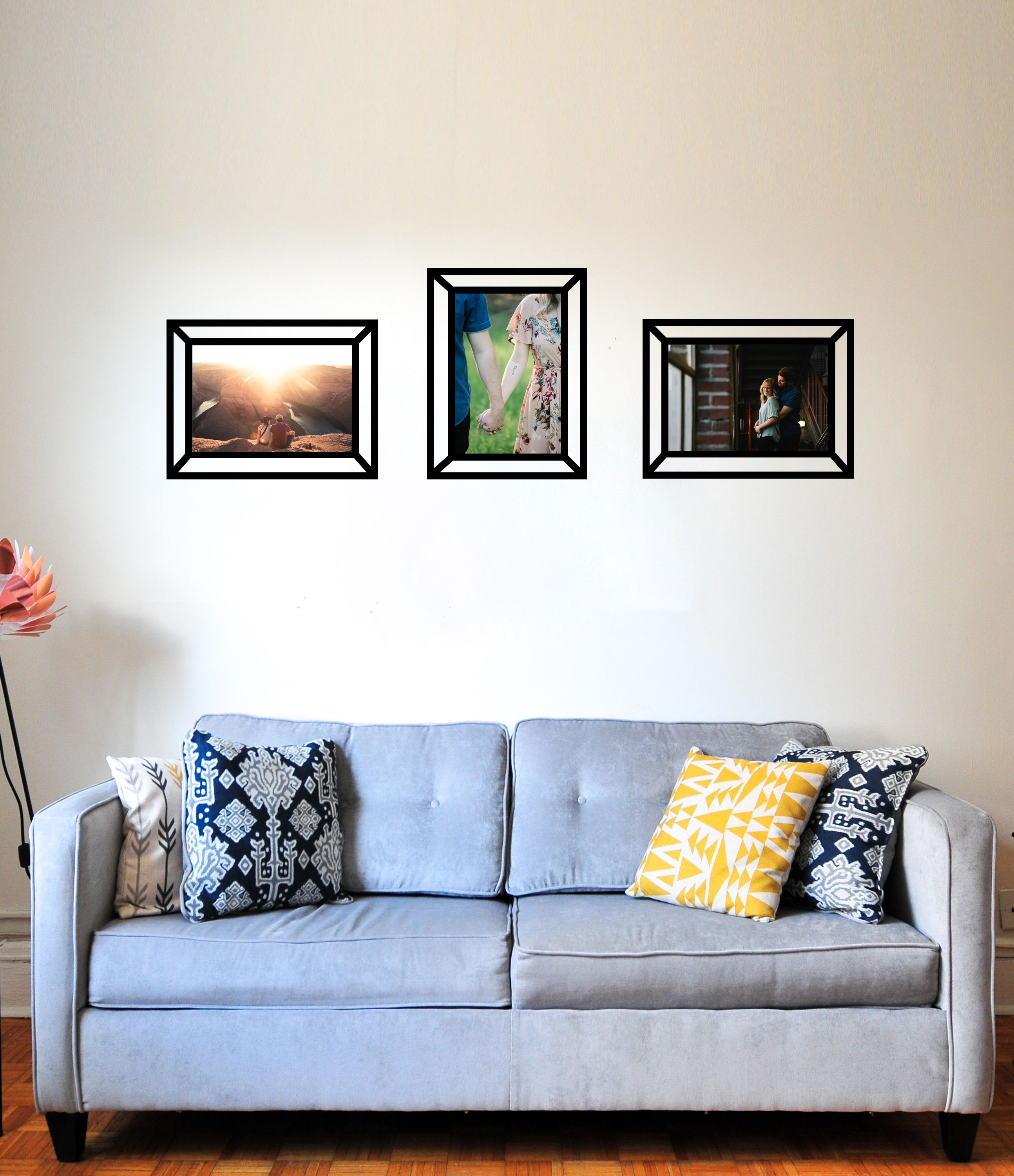 Vinyl Picture Frames Perfect For Any Space Home
