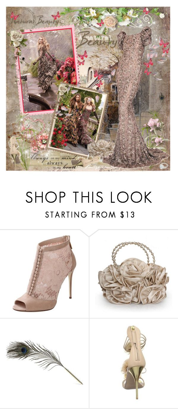 """""""Natural Beauty"""" by prettyasapicture ❤ liked on Polyvore featuring Dolce&Gabbana, Ralph Lauren, HAY, Giuseppe Zanotti, LeiVanKash, women's clothing, women, female, woman and misses"""