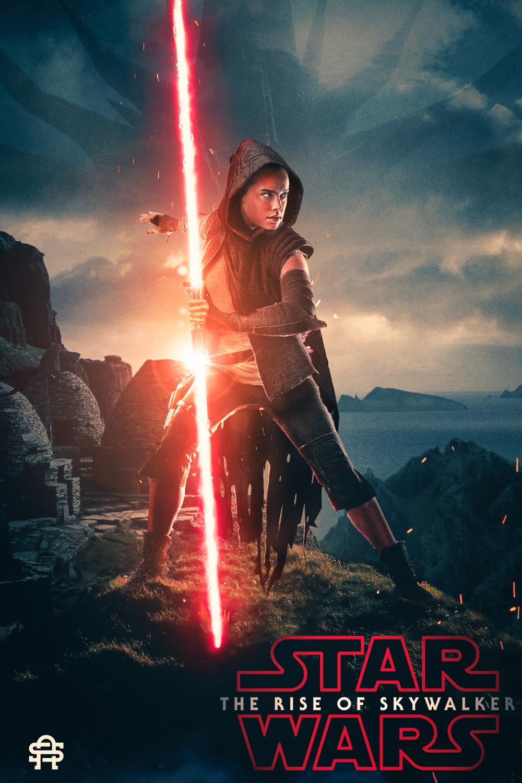 Dark Rey Concept By Sneakyarts Posterspy Star Wars Pictures Star Wars Images Ray Star Wars