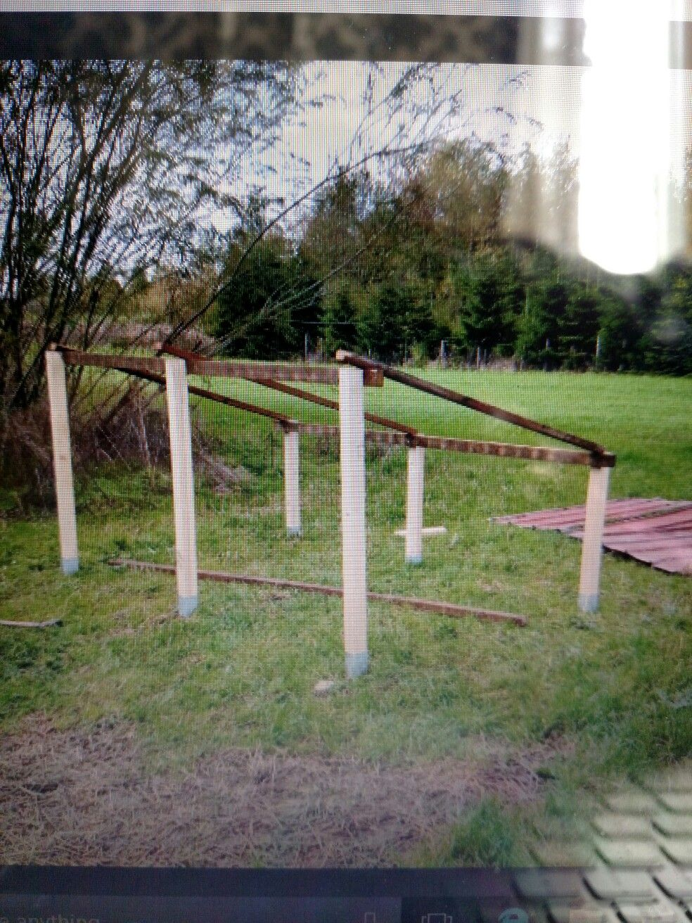 Pin by kelly schultz on farm garden arch outdoor