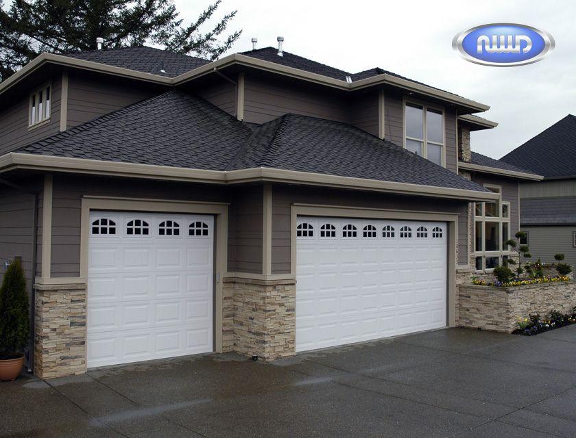 Great Stockton Garage Door Windows | Stockton Windows Short Panel