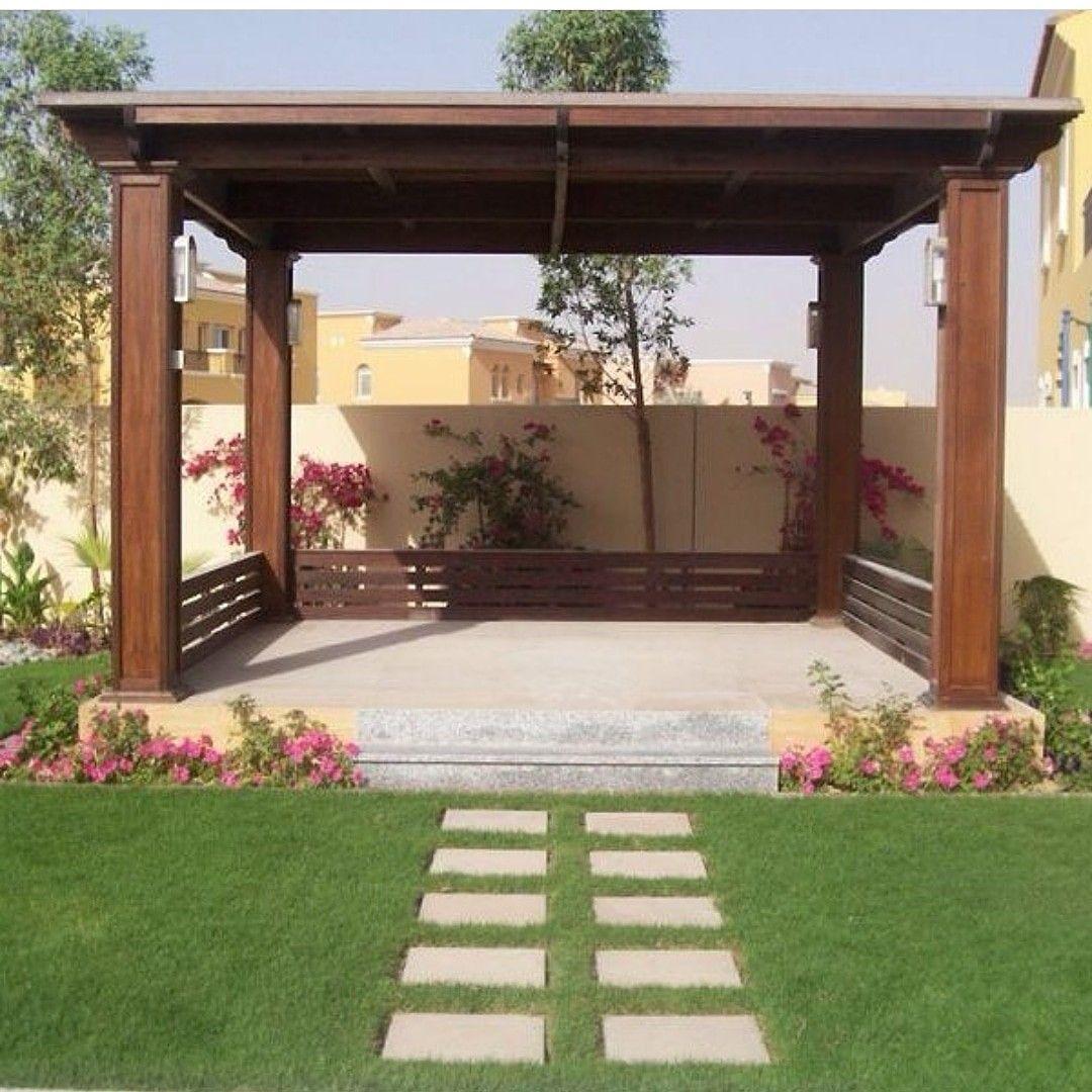 Pin by garden kuwait on garden kuwait | Pergola, Outdoor ...