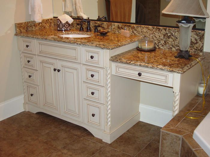Kitchen and Bath Portfolio Showing Custom Design of Cabinets, Casements, Entire Remodeling and Design from Designing Kitchens and Baths of Rural Hall, North Carolina