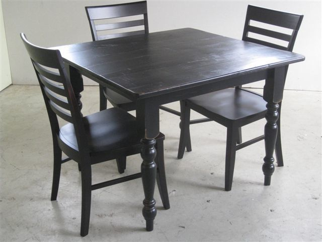 3 Foot Square Kitchen Or Dining Table Square Kitchen Tables