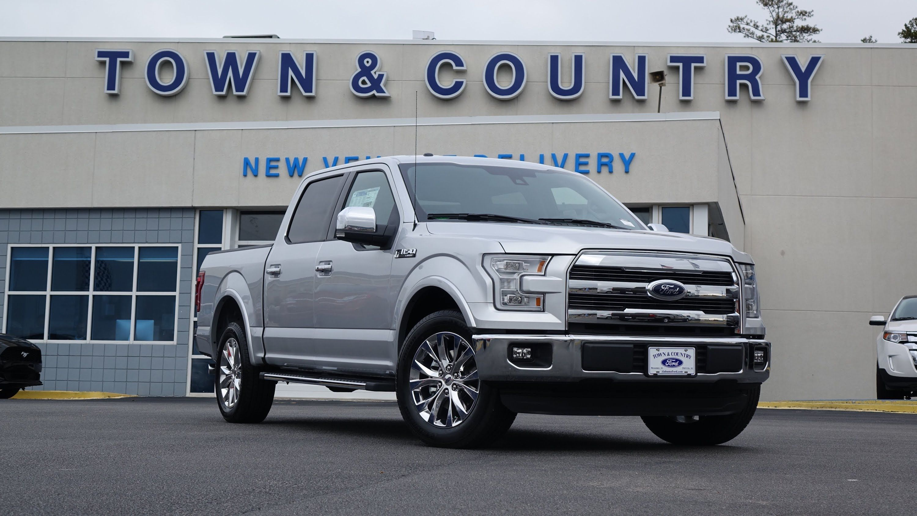 2015 f 150 lariat chrome package silver - Google Search | New ...