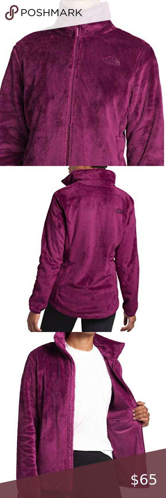 Nwt North Face Osito Jacket In 2020 North Face Women Clothes Design Jacket Brands [ 1740 x 580 Pixel ]