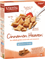 Van's Gluten Free Giveaway and Review - Win over $60 in ...