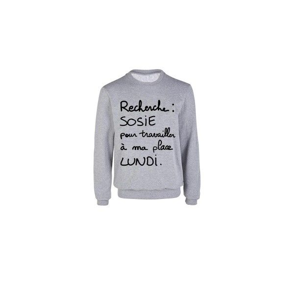Tee Femme Cadeaux Shirt Sosie Sweat Swag Idées Pinterest Xtu5qw01u w0IpX1nq