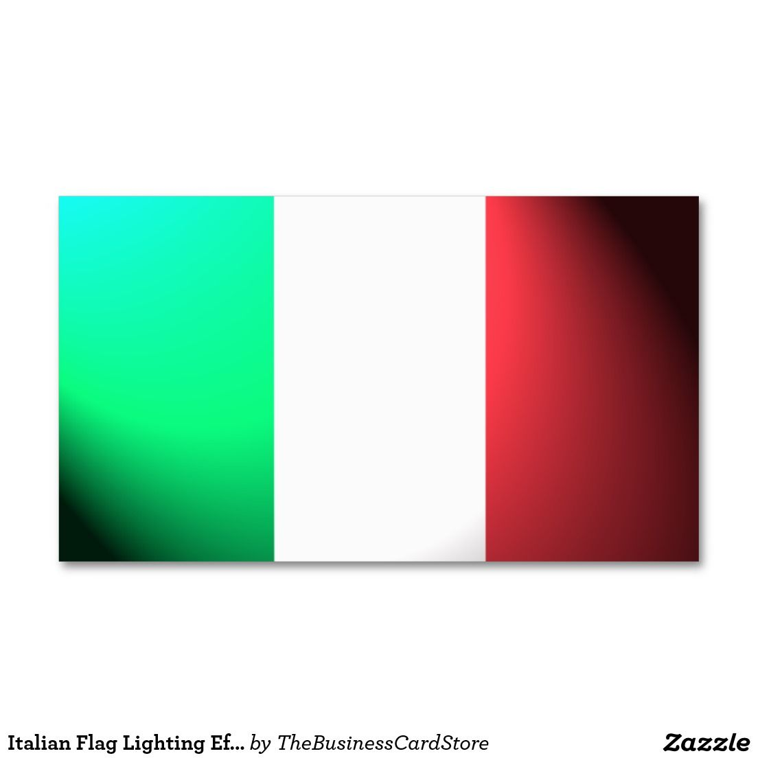Italian flag lighting effect italy business card world flags italian flag lighting effect italy business card arubaitofo Image collections