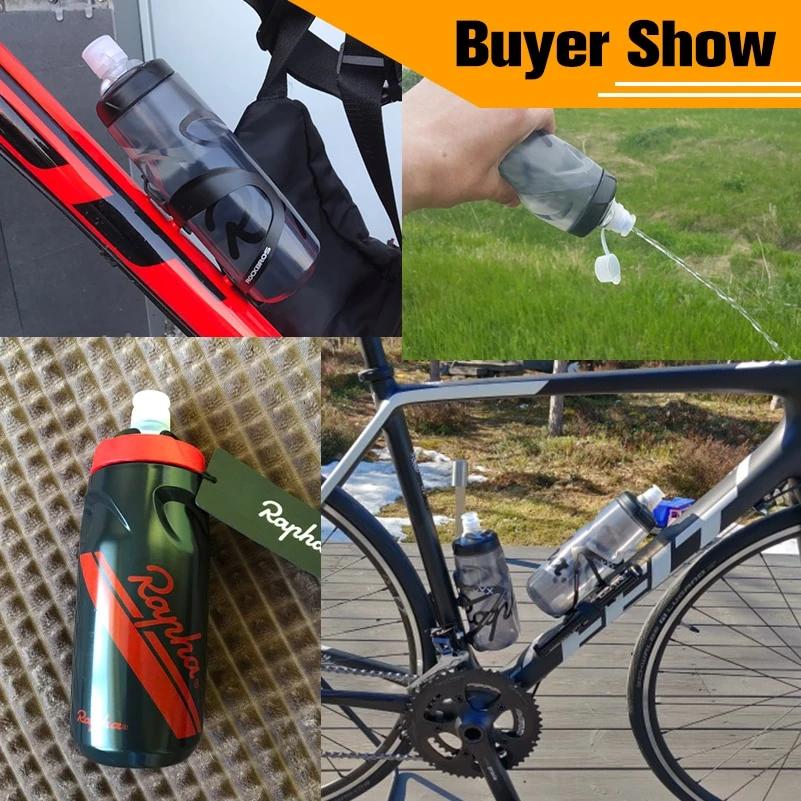 Rapha Ultralight Bicycle Water Bottle 620 750ml Leak Proof Pp