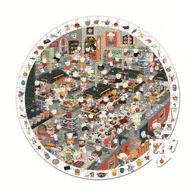 #Puzzle d'observation - Coup de feu en cuisine #janod #jeu #observation #