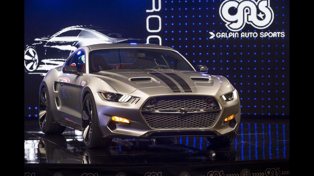 GalpinFisker Rocket Ford mustang 2015, Mustang, Ford