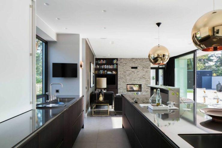 Belle maison familiale dans le sud de la Suède | Maisons familiales ...