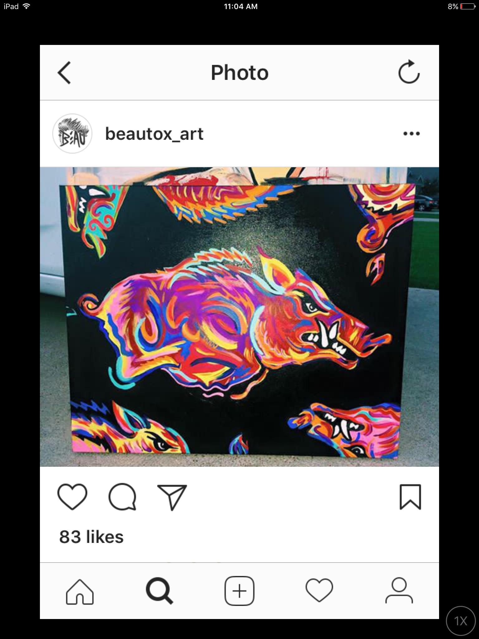 Like I said.... beau. Ipad, Art