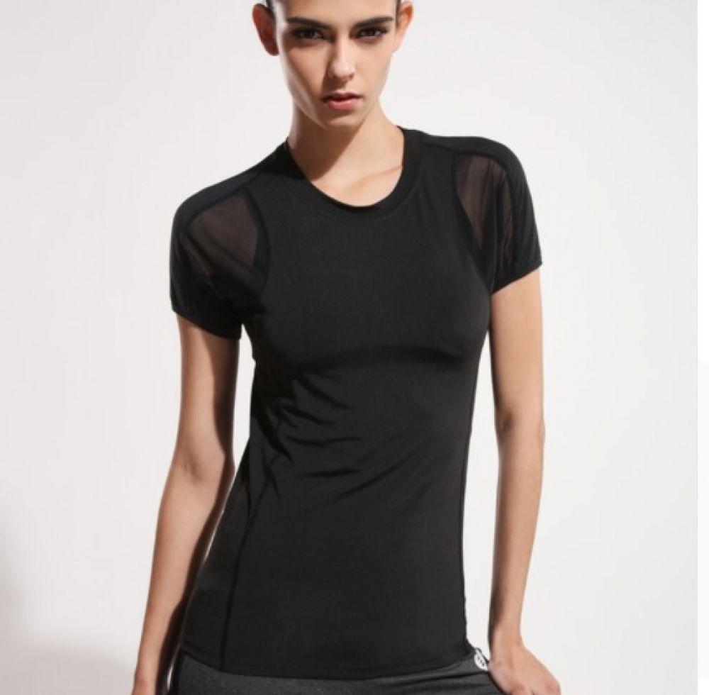 Women's Mesh Detail Sport T-Shirt  Price: 14.00 & FREE Shipping   #weightlifting #bodybuilding #leg #jogging #running #wealth