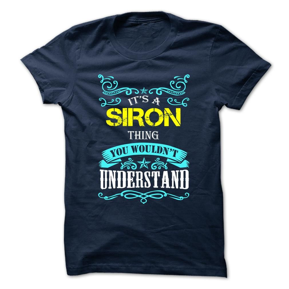 [New tshirt name ideas] SIRON  Shirts of month  SIRON  Tshirt Guys Lady Hodie  TAG YOUR FRIEND SHARE and Get Discount Today Order now before we SELL OUT  Camping administrators