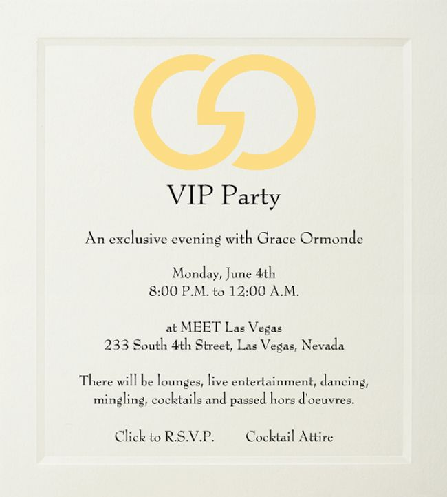 Chic vip party invite stationery paper goods pinterest rock chic vip party invite stopboris Gallery