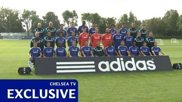 Squad  Chelsea 2014/15