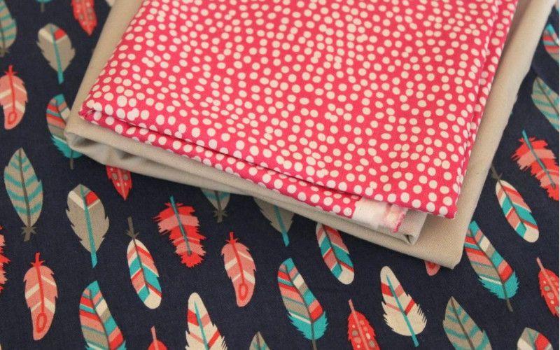 Como escolher Tecidos para Patchwork e Quilt