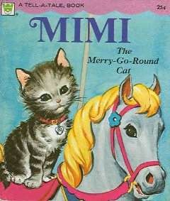 Named my first kitty after this book :)