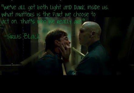 Harry vs. Voldemort- the final showdown