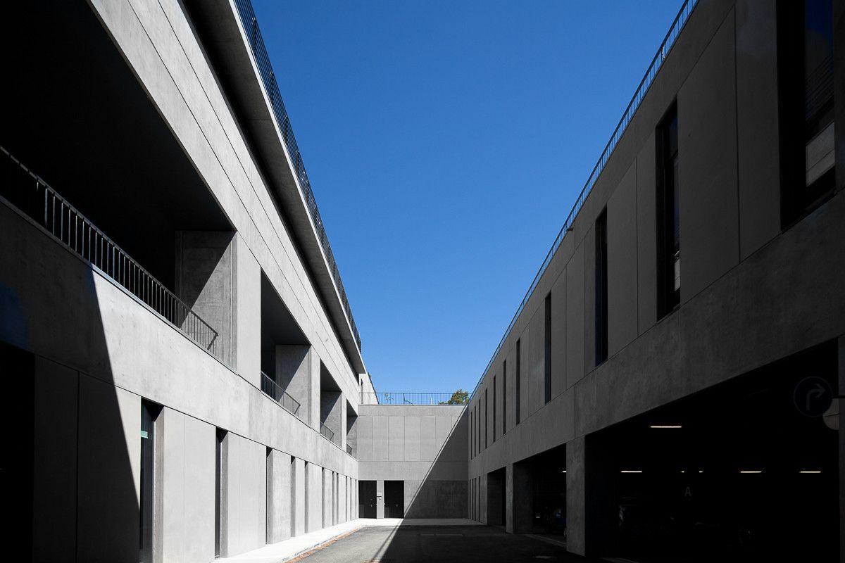 Hospital in Vila Franca de Xira | Balonas e Menano Architects | Image © José Campos