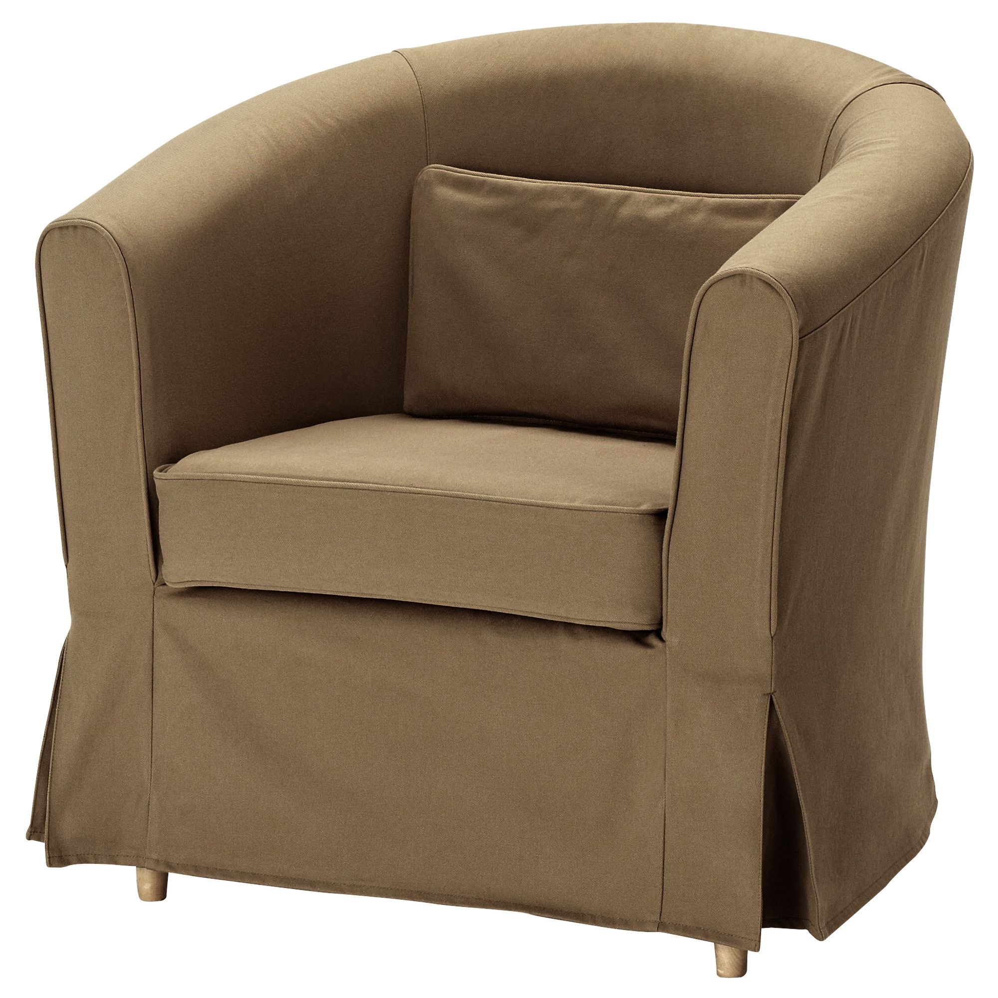 Tullsta Sessel Ektorp Tullsta Chair Cover Idemo Light Brown Ikea For The
