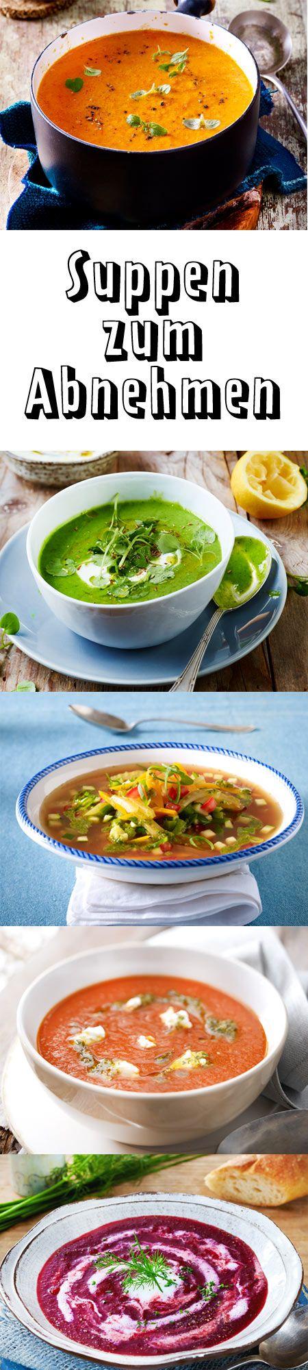 top 5 suppen zum abnehmen entspannt abnehmen suppe abnehmen suppen und di t suppe. Black Bedroom Furniture Sets. Home Design Ideas
