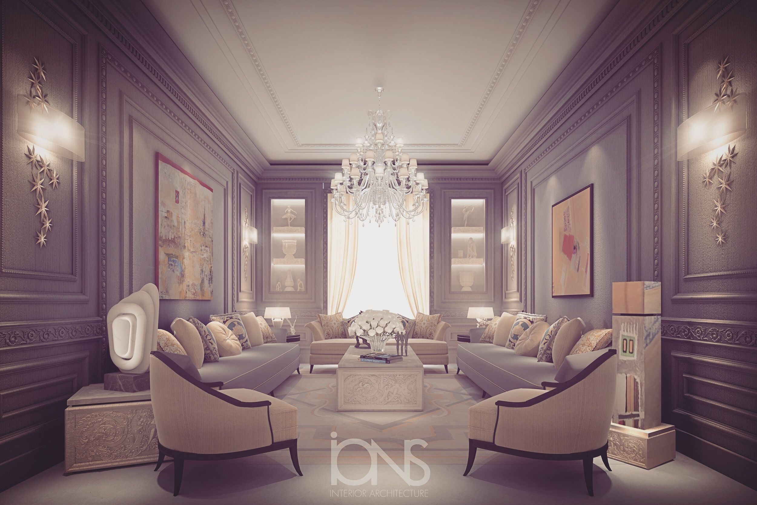 Ions Interior Design Dubai family room by ions design | sitting room design, hotel