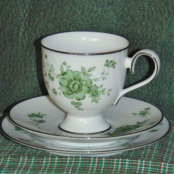 Vintage Noritake Ireland Tipperary pattern 2771 twelve piece set ...